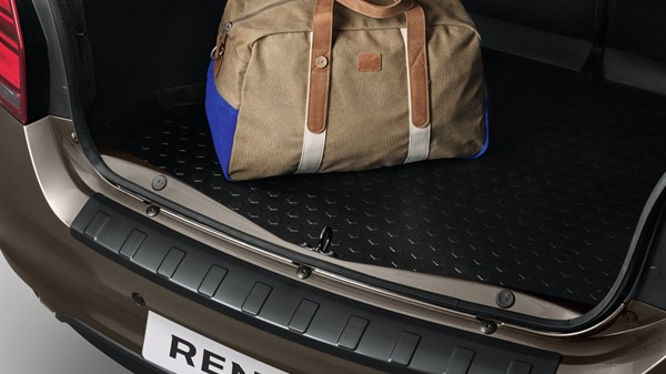 Renault SYMBOL boot space