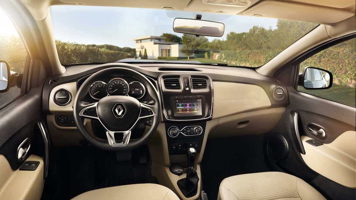 Renault SYMBOL interior space