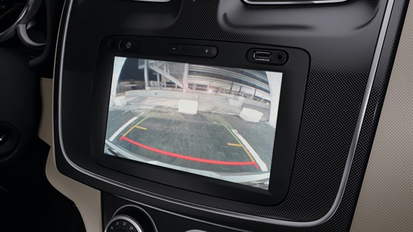 Renault SYMBOL - Rearview camera