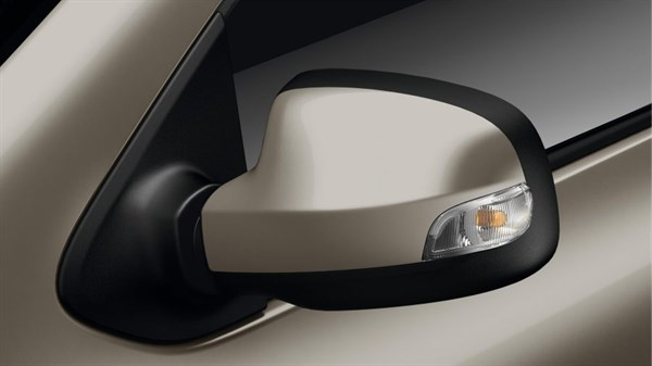 Renault SYMBOL electric rearview mirrors with side turn indicator