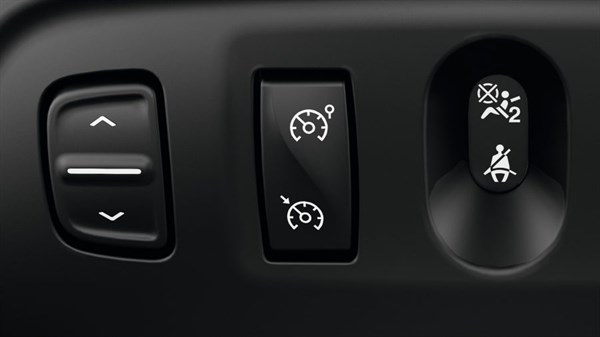 Renault SYMBOL - Cruise control-speed limiter
