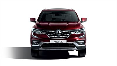 Renault KOLEOS - 3/4 vehicle on forecourt