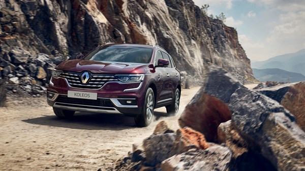 Renault KOLEOS offers